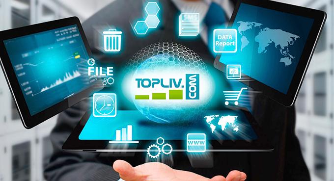 Обновленная база каталогов TopLiv.com
